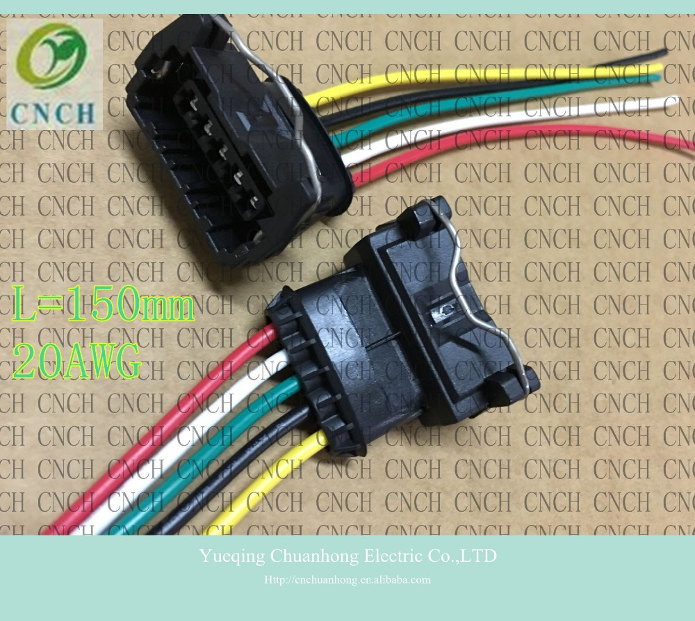 Cnc Wiring Harness Circuit Diagram Symbols Schematic Cnch 5pin 150 Mm Compressor Waterproof Connector Plug Rh Aliexpress Com Cmc For Pt 35 130 542a