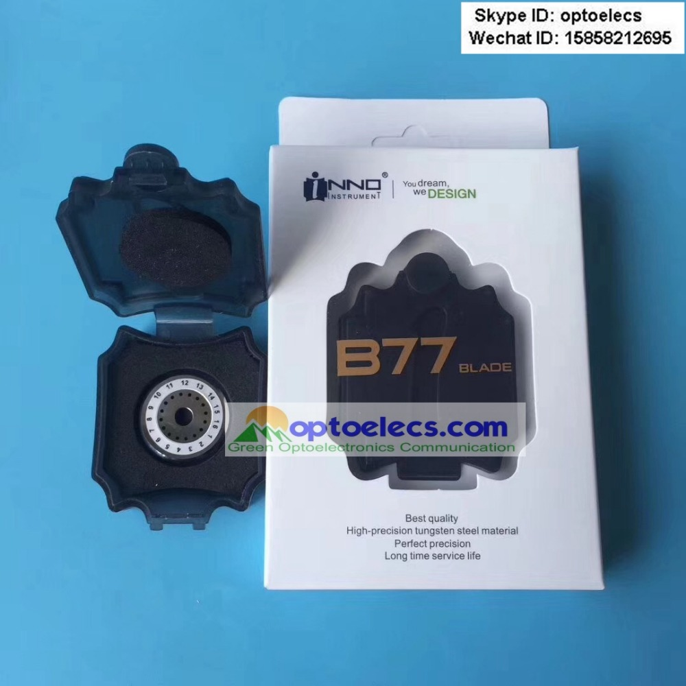 Free shipping Original Korea B77 cleaver blade INNO VF 15 VF 15H VF 78 V7 D1