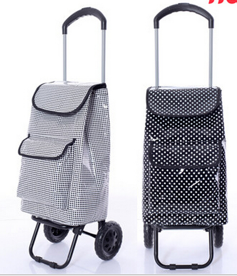 New Design Shopping trolley ICE Bag Trolley Water proof Foldable ...