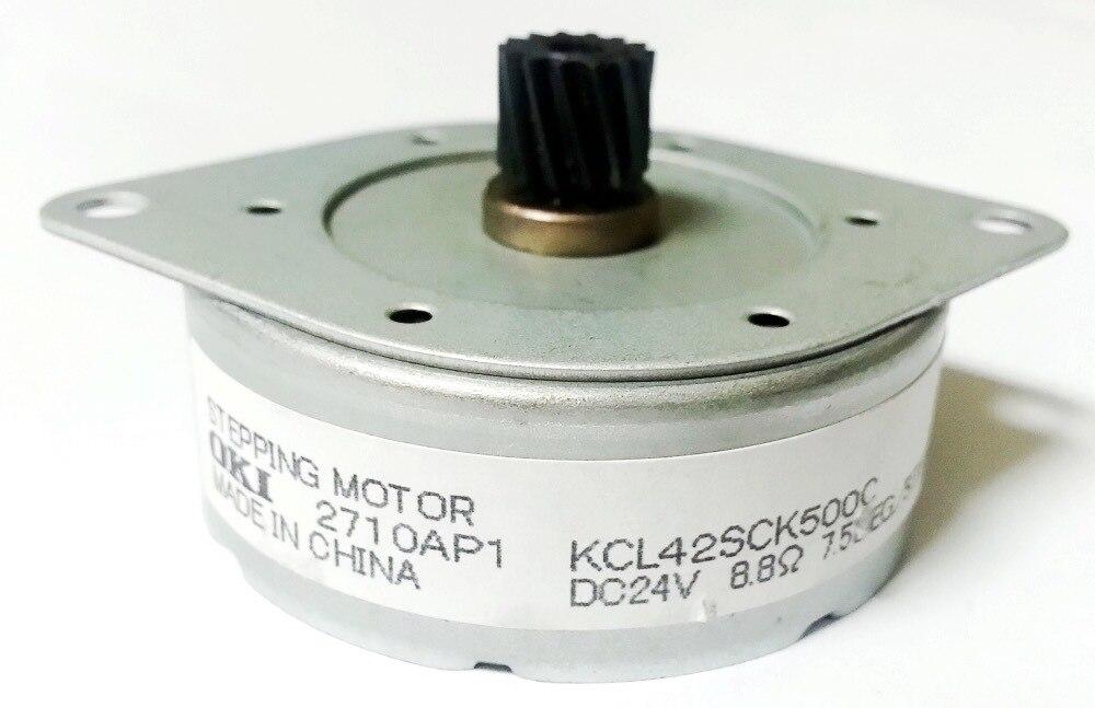 New Original Kyocera 302HN44100 MOTOR REVERSE for:FS-C5100 C5200 C5300 C5350 new original kyocera fuser 302j193050 fk 350 e for fs 3920dn 4020dn 3040mfp 3140mfp