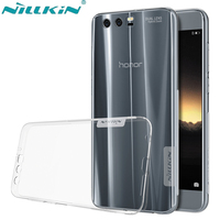 Huawei Honor 9 Case 5 15 Inch Nillkin Nature Series Transparent Clear Soft TPU Case For