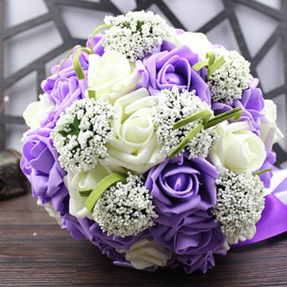 Buy creative bridal bouquets and get free shipping on aliexpress izmirmasajfo