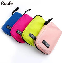 New waterproof Men Hanging Makeup Bag Nylon Travel Organizer Cosmetic Bag for Women Necessaries Make Up Case Wash Toiletry Bag цены