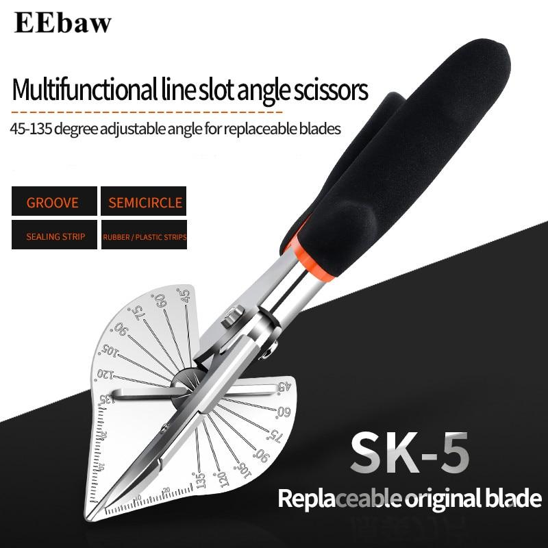 Multi Angle Trunking Scissor Mitre Electric Automatic Wire Duct Cutter PVC PE PPR Plastic Pipe Cutting Trim Cutter Hand Tools