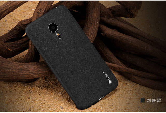 New Meizu Pro5 Original Aixuan Frosted Shield Matte Cover High Quality PC Phone Case For Meizu Pro 5 With Retail Package