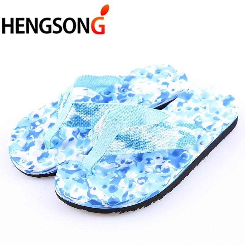 100% QualitäT Frauen Strand Flip-flops Mode Camouflage Wasser Schuhe Frauen Sommer Hausschuhe Schuh Unisex Liebhaber Paare Außerhalb Sandalen Pantufas Billigverkauf 50%