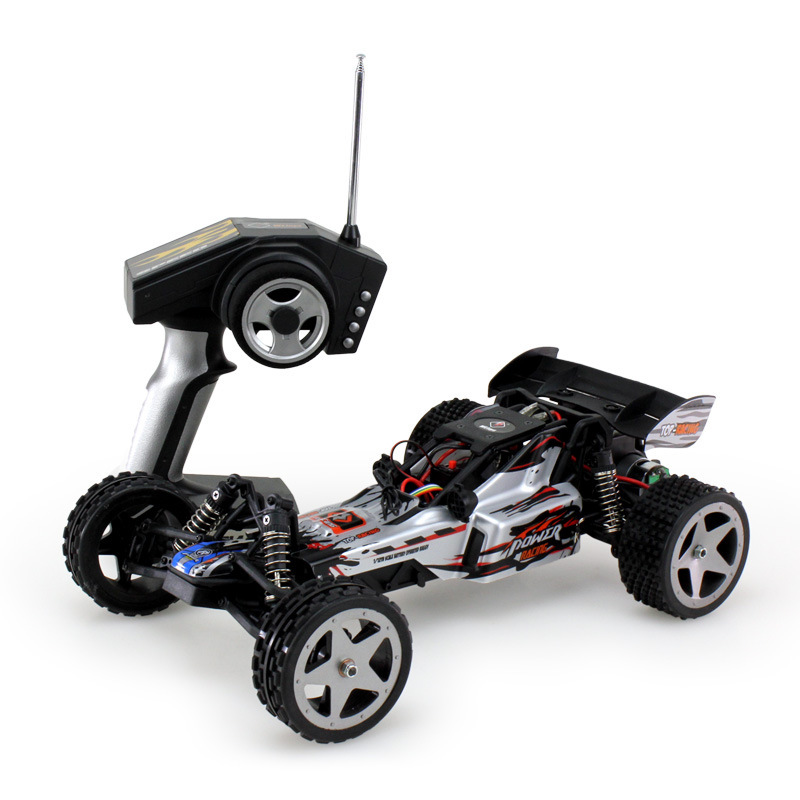 Wltoys L959 RC Car 2.4G Two Configurations 1:12 Scale Off
