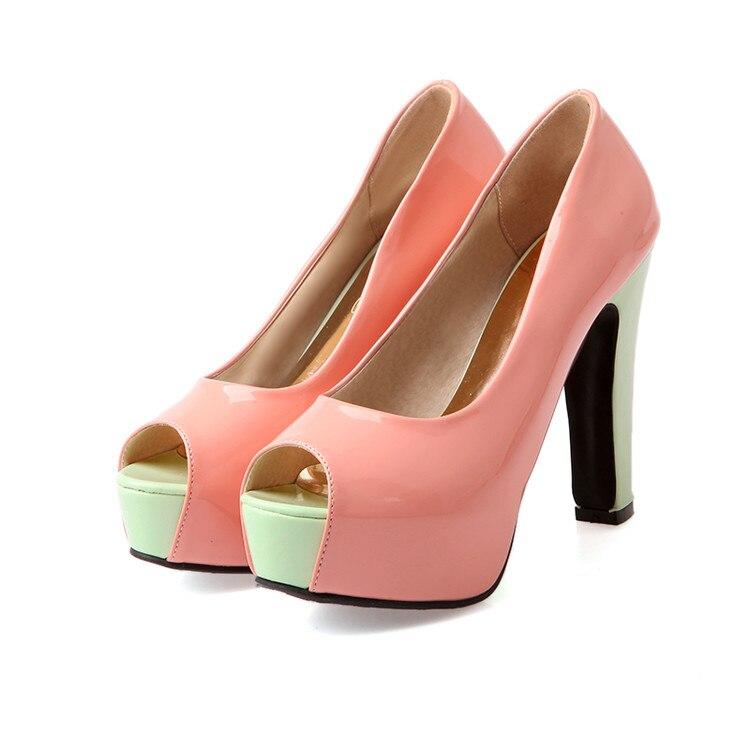 594567c8a Senhoras Sapatos Tenis Feminino Grande Plus Size Sapatos Sandálias Das  Mulheres 2017 Plataforma Sapato Feminino Verão Estilo Chaussure Femme T8607