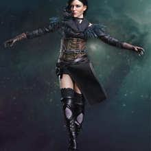 1/6 FS011 The Witcher 3 Wild Hunt Yennefer Sorceress female Action Figure Female