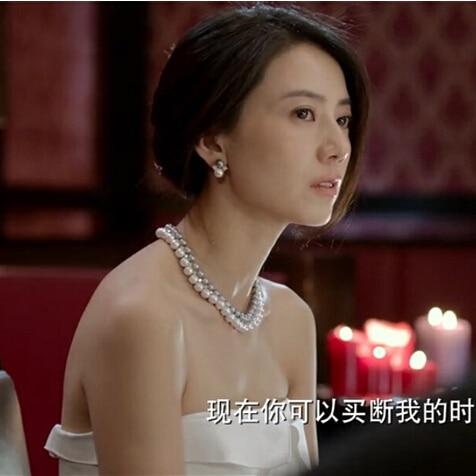 ZHBORUINI Mode Halskette Perlenschmuck Natürliche Süßwasserperlen - Edlen Schmuck - Foto 6