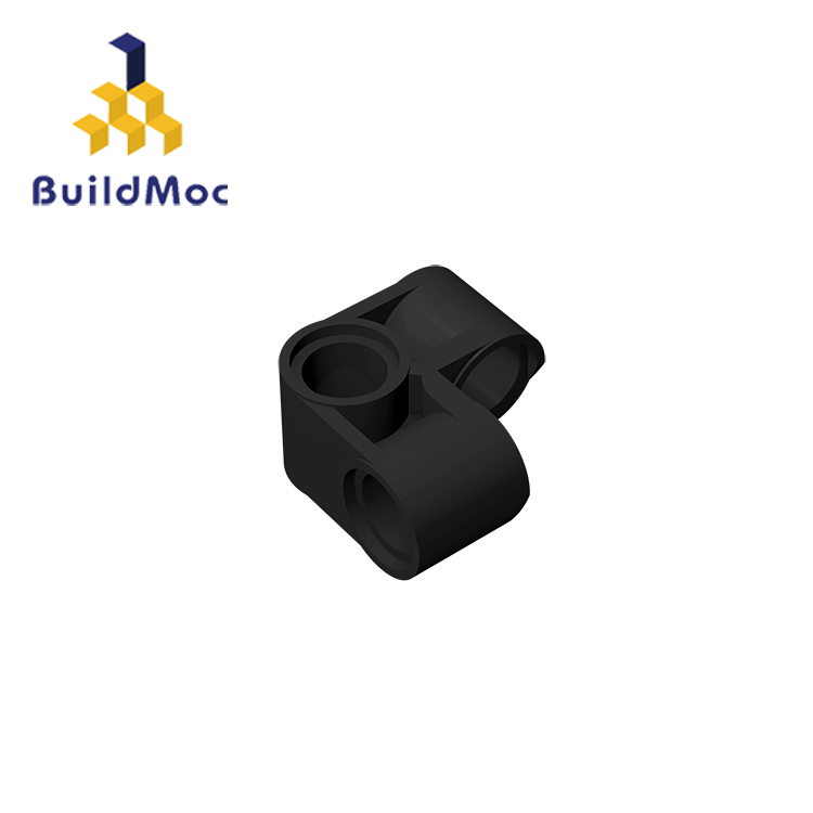 BuildMOC 44809 For Building Blocks Parts DIY LOGO Educational Creative Gift Toys