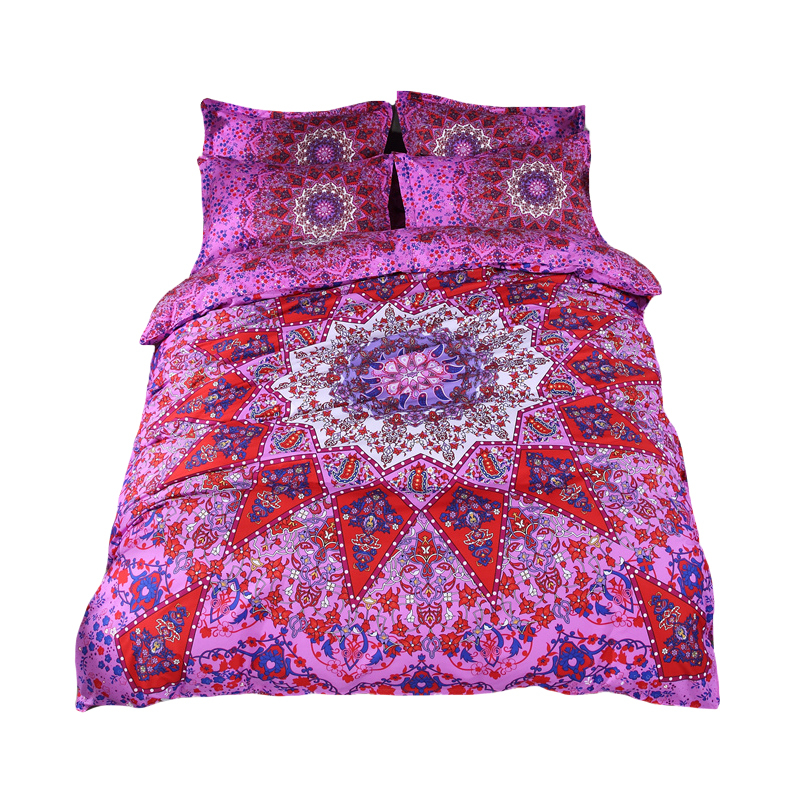 Aliexpress.com : Buy ARNIGU Colorful Pattern Bedclothes ... - photo#34