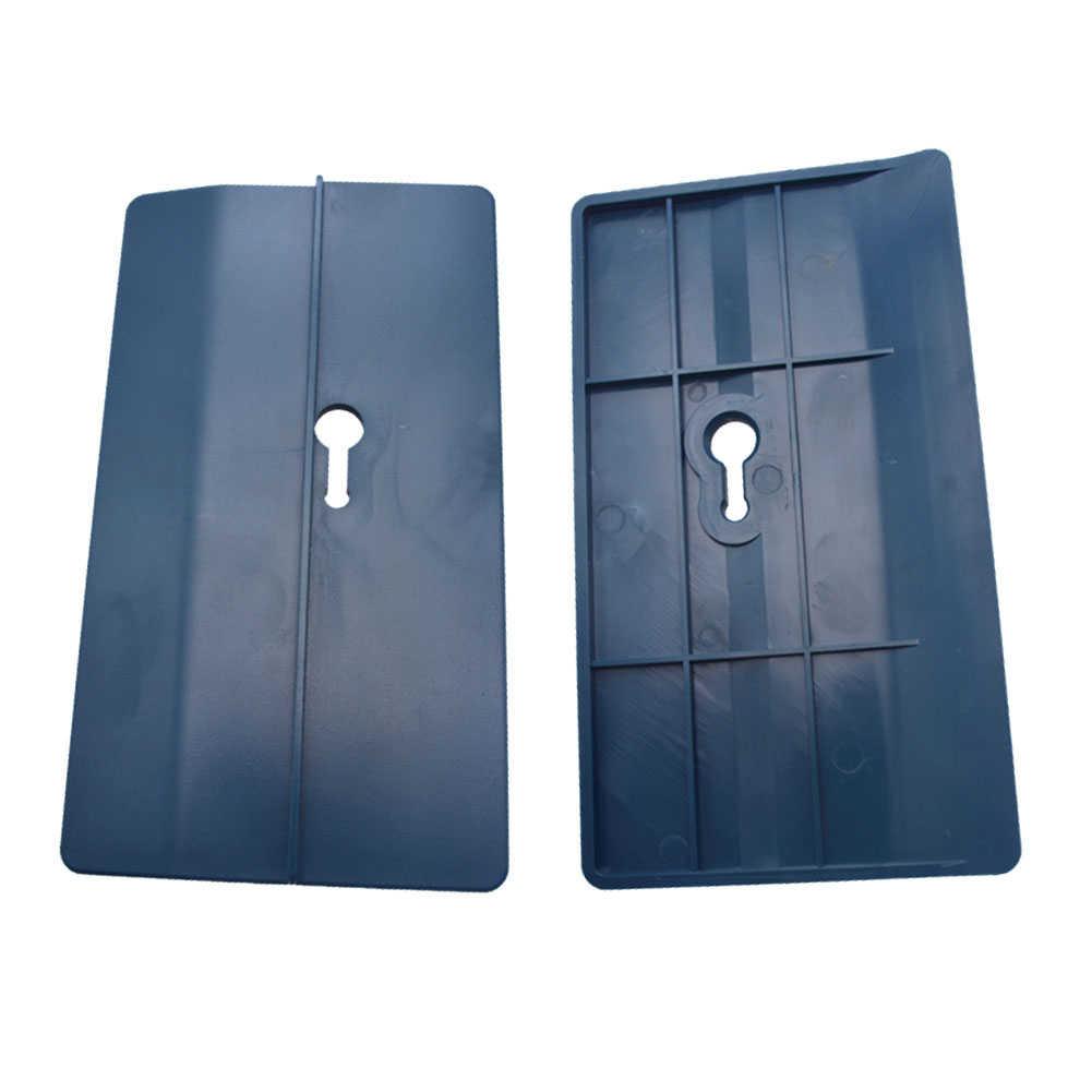 2PCS קיר גבס הולם כלי גבס תיקון כלי חדר תקרת משופע קירות קישוט קרפנטר כלי תקרת מיצוב צלחת