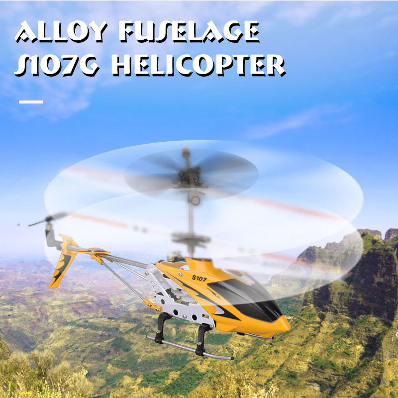 LED version USB Helicopters 1