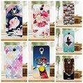 "Painted Mermaid Flamingo Case Alcatel One Touch Pixi 4 3G Version OT 5010 5010D Cover Coque Funda One Touch Pixi 4 5.0""+FreeGift"