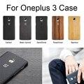 100% de la personalidad original de pc material de la cubierta protectora para teléfono oneplus 3 case 5.5 pulgadas cubierta para oneplus 3