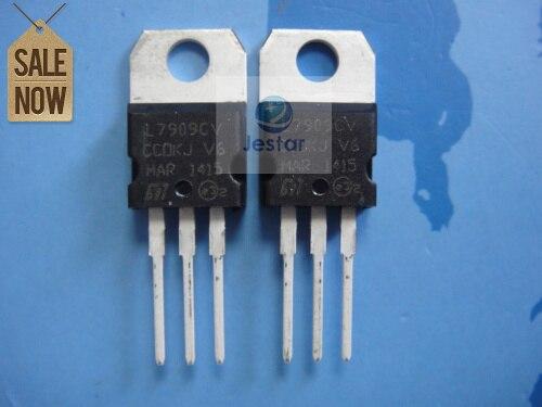 Транзистор 100 . L7909CV to/220