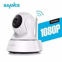 SANNCE 1080P IP Camera 2.0MP Smart Wireless Security Camera 1080P WIFI Camera indoor Baby Monitor Network Mobile Remote