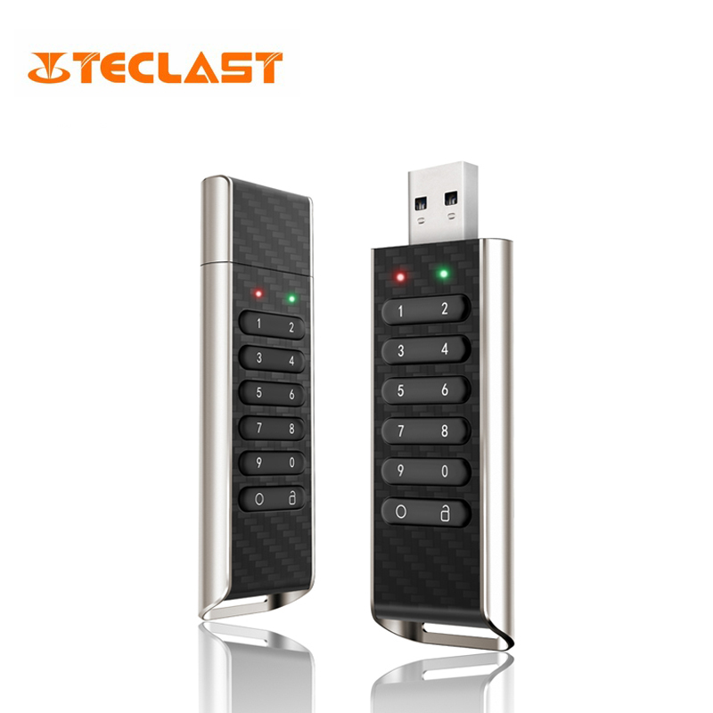 Teclast USB3.0 Flash Drive 32GB 64GB Key Encryption usb3.0 Drive Memory Stick Encrypted Professional Pen drive