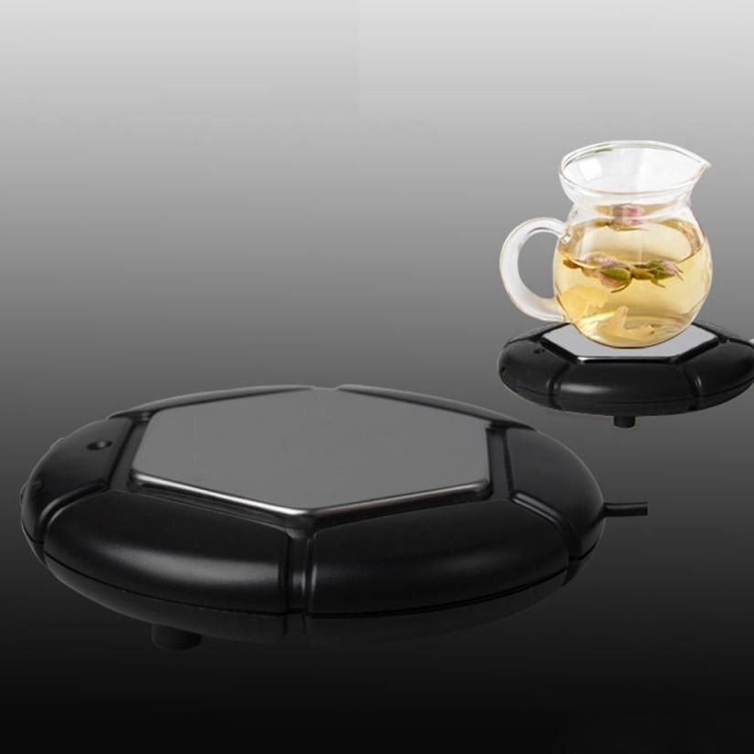 Good Sale Exquisite USB Powered Portable Cup Mug Warmer Coffee Tea Heater Tray Pad Feb 22