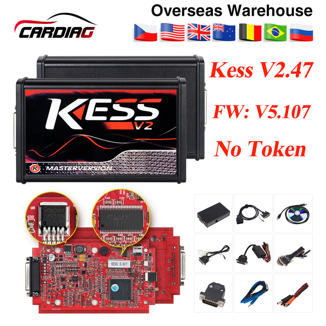 US $27 55 39% OFF|KESS V2 47 KESS V5 017 ktag V7 020 Tuning Kit without  Token Limited OBD2 Manager Tuning Kit For Car/Tractor ECU programming-in  Code