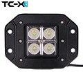 TC-X 1 Шт. 4x3 Вт 12 Вт LED Worklight Автомобилей Прожектор для Offroads 4X4 Хождение/Охота/Рыбалка Работая Свет Оптовая