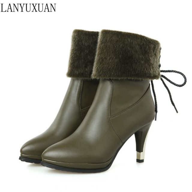 3668432f 2017 invierno Botas botas mujer Zapatos mujer moda motocicleta mujeres  Martin outono invernas botas de couro