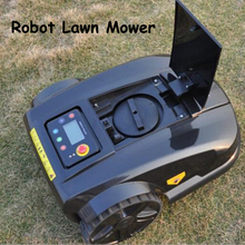Waterproof Robot Lawn Mower with Range Function 4th Generation Auto Recharged Lawn Cutter with Remote Controller S520