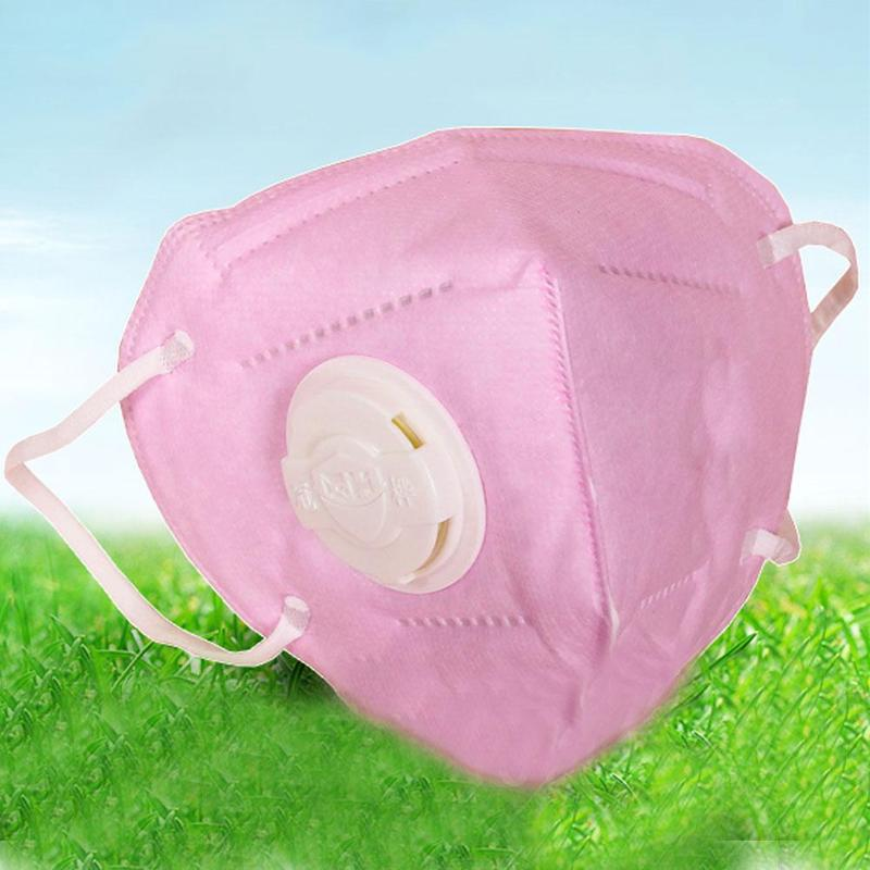 2 Pcs Folding Protective Labor Mask Dust Industry  Anti Dust Respirator Grinding Labor Protection Protective Face Mask