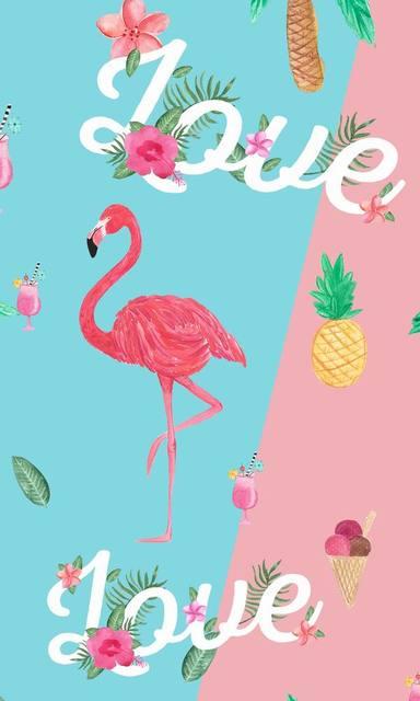 Modern Flamingo Abacaxi Summmer Estilo Foto Backdrops Digital Pano De Fundo  A Fotografia Impressa Do Fundo