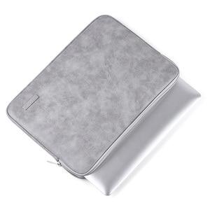 """Image 5 - 2020 New PUกระเป๋าหนังกระเป๋าแล็ปท็อป 11 """",12"""",13 """",14"""",15 """"15.6"""" สำหรับMacbook Air Pro,DropฟรีเรือL11 03"""