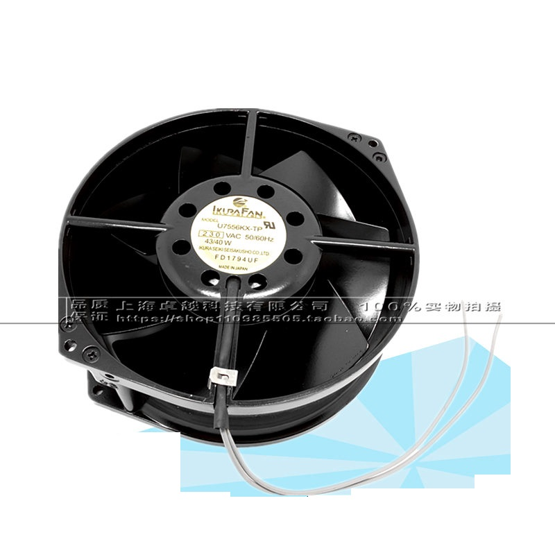 где купить U7556KX-TP new original 230V 172 * 150 * 55 high temperature fan дешево