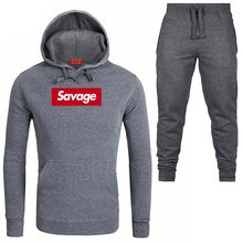 e122ad2d4612 2019 New 21 Savage Street Wear Wool Cotton Suprem Hoodies Parody No Heart X  Savage Hoodie Sweatshirt Men Women Hip Hop