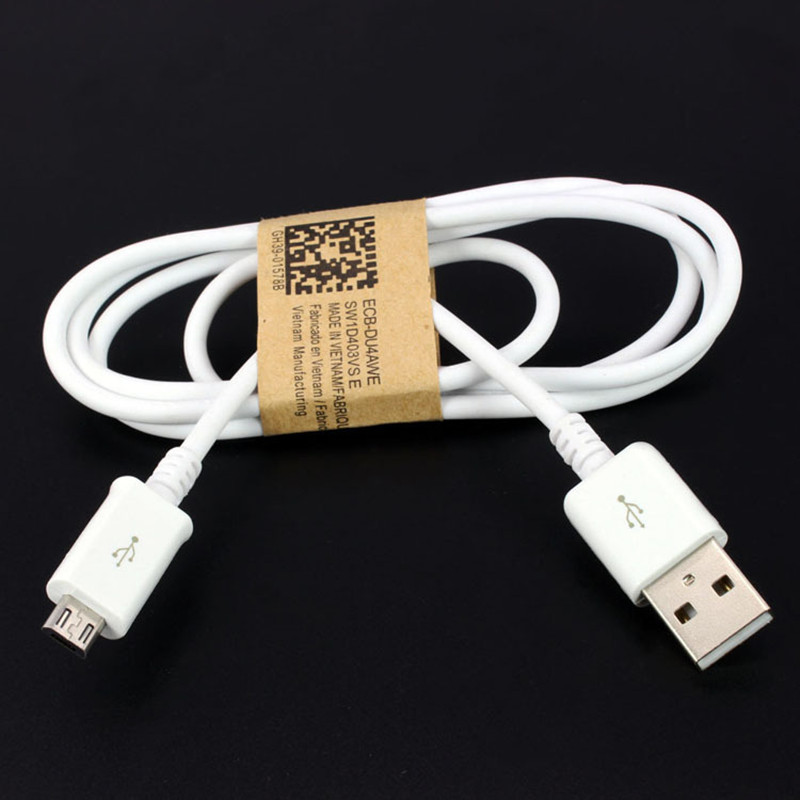 Micro USB Data Sync Charging Charger Cable for Samsung Galaxy Note S4 5 6 7 Edge Android Phone