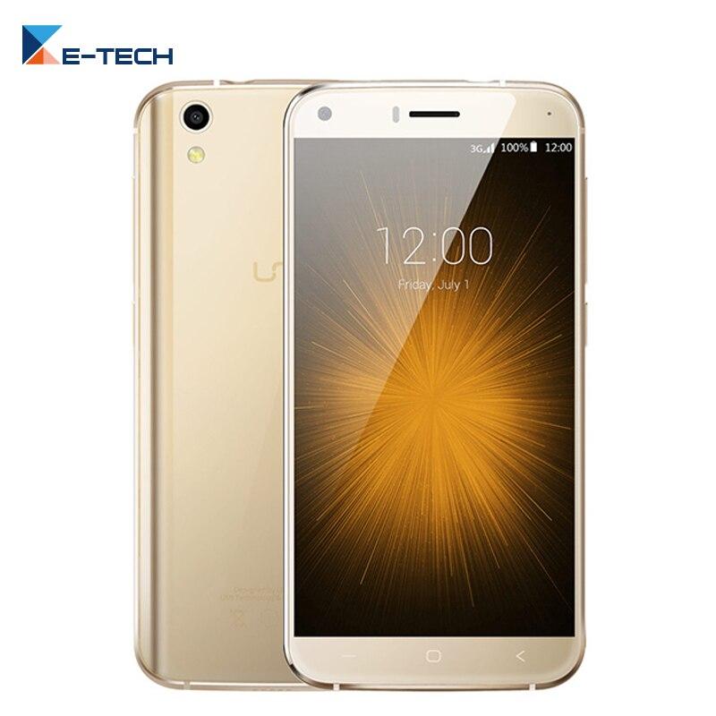 Цена за Umi Лондоне Смартфон MTK6580 Quad Core 5.0 Дюймов 1280*720 1 ГБ RAM 8 ГБ ROM 3 Г WCDMA Сотовый Телефон Android 6.0 Мобильный телефон