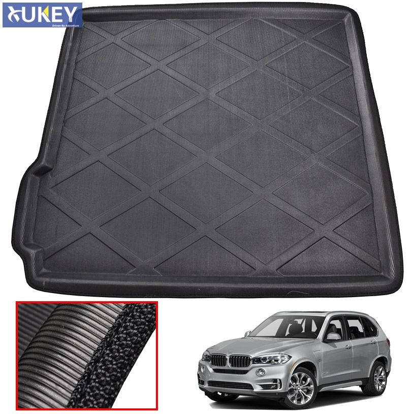 Cargo Mat Boot Liner Rear Trunk Tray Floor For BMW X5 E70