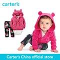 $ Number piezas de Carter bebé niños niños Fleece Cardigan Set 121G770, vendido por carter oficial China tienda