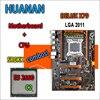 HUANAN Golden Deluxe Version X79 Gaming Motherboard For Intel LGA 2011 ATX Combos E5 2660 C2