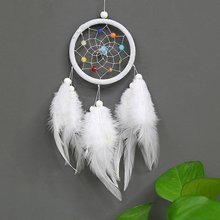 1 pc Nordic Drop Dream Catcher ตกแต่งห้อง(China)