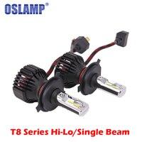Auxbeam H4 H7 H11 H13 9005 HB3 9006 HB4 Led Car Headlight Single Hi Lo Beam