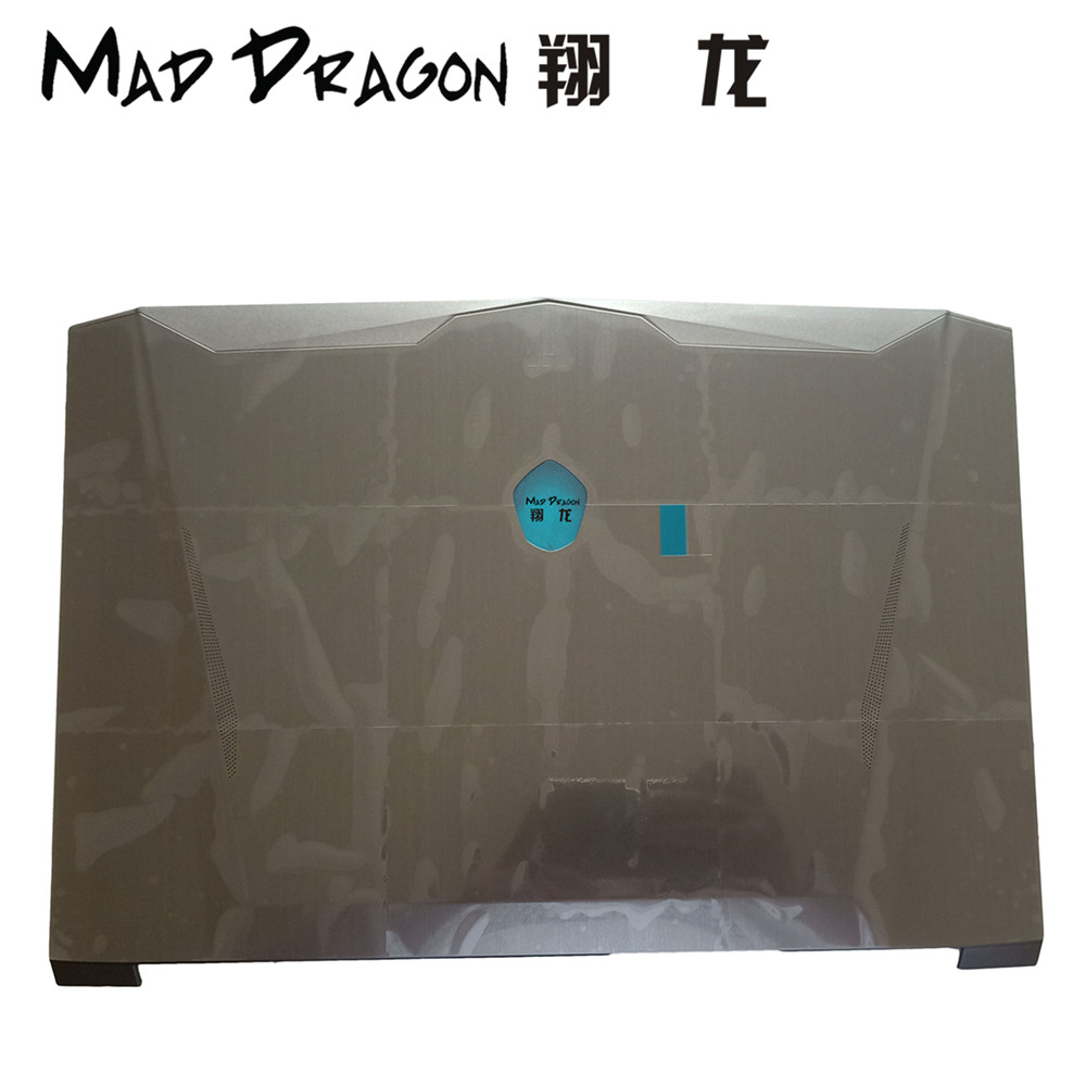 MAD DRAGON Brand new Laptop 15.6 LCD Back Cover Lid Assembly for THUNDEROBOT 911 911SE G7000M 6-39-N8582-K1-HL CTC180323ASSPEA1 thunderobot gtr gaming laptop