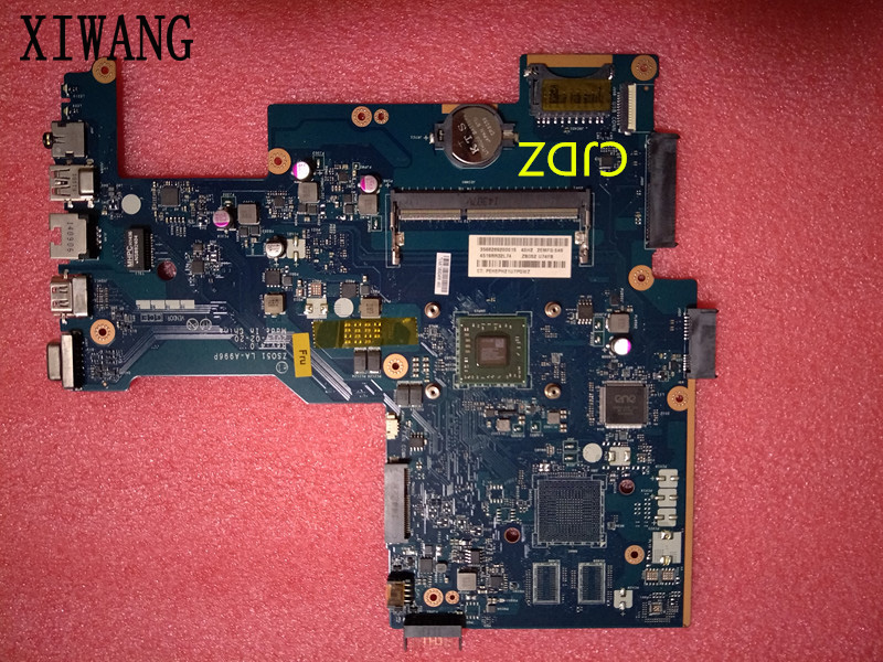 Free Shipping ZS051 LA-A996P Rev 1.0 750634-501 750634-001 for HP 15-G Series laptop motherboard DDR3 A4-5000 CPU 100% tested !Free Shipping ZS051 LA-A996P Rev 1.0 750634-501 750634-001 for HP 15-G Series laptop motherboard DDR3 A4-5000 CPU 100% tested !