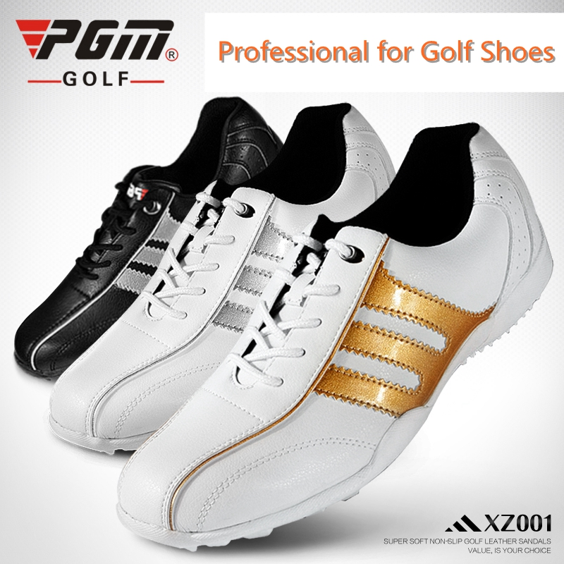 Brand PGM Adult Mens Golf Sports Shoes Light & Breathable & Steady & waterproof XZ001Brand PGM Adult Mens Golf Sports Shoes Light & Breathable & Steady & waterproof XZ001