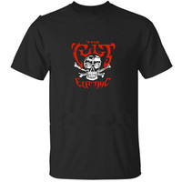 Personality Classic Cotton Men Premium The Electric Billy Idol T Shirt Black Spring Clothes