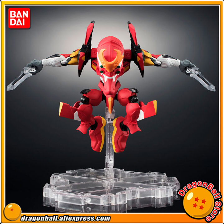 Japan Anime Evangelion: 2.0 You Can Original BANDAI Tamashii Nations NXEDGE STYLE Action Figure - EVA-02 + S-Type Equipment спойлер капота 2190 гранта