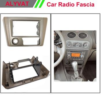 Car Auto Radio Frame Dash CD Panel for MITSUBISHI Lancer IX 2006-2012 (China) Stereo Fascia Dash CD Trim Installation Kit