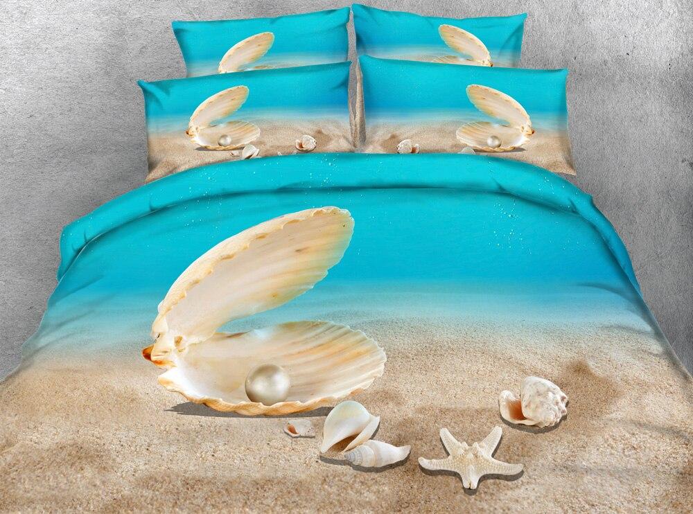 Royal Linen Source 2016 Beautiful Sandy Beach Shells And