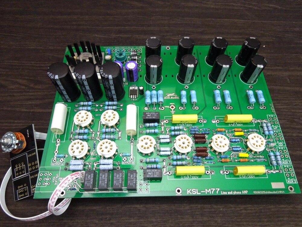 Carte amplificateur PCBA KONDO AUDIONOTE M77 Circuit vinyle LP ampliCarte amplificateur PCBA KONDO AUDIONOTE M77 Circuit vinyle LP ampli