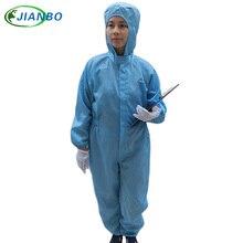 เสื้อผ้าความปลอดภัย Anti Cleanroom Static