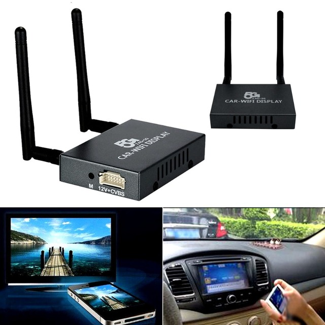 PVT 898 5 גרם/2.4 גרם רכב Airplay WiFi הצגת Dongle מקלט שיקוף Miracast DLNA Airsharing Full HD 1080 P HDMI מקלות טלוויזיה 3251